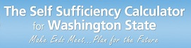 Self-Sufficiency Calculator for Washington State